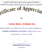 appreciation-certificate
