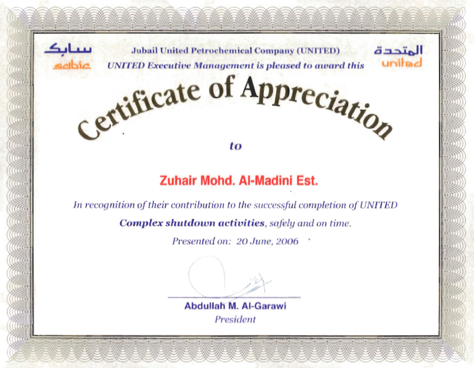 Appreciation certificate gidiyedformapolitica appreciation certificate yadclub Images