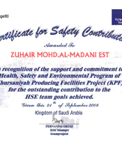 certificate-of-safety-contribution